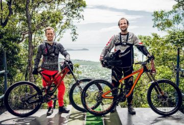 cairns preview dh show claudio troy brosnan