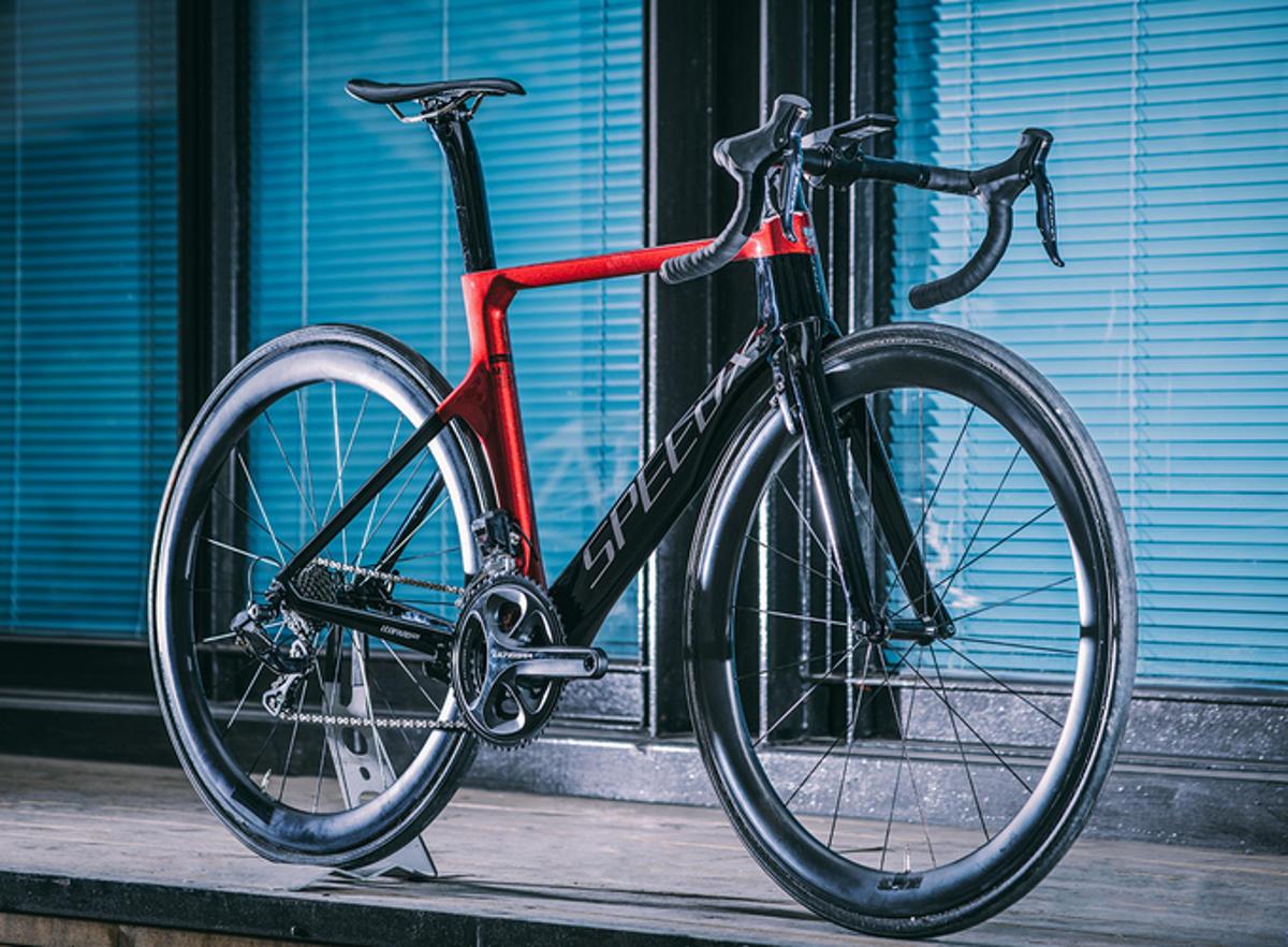 leopard speedx aero smart road bike (9)