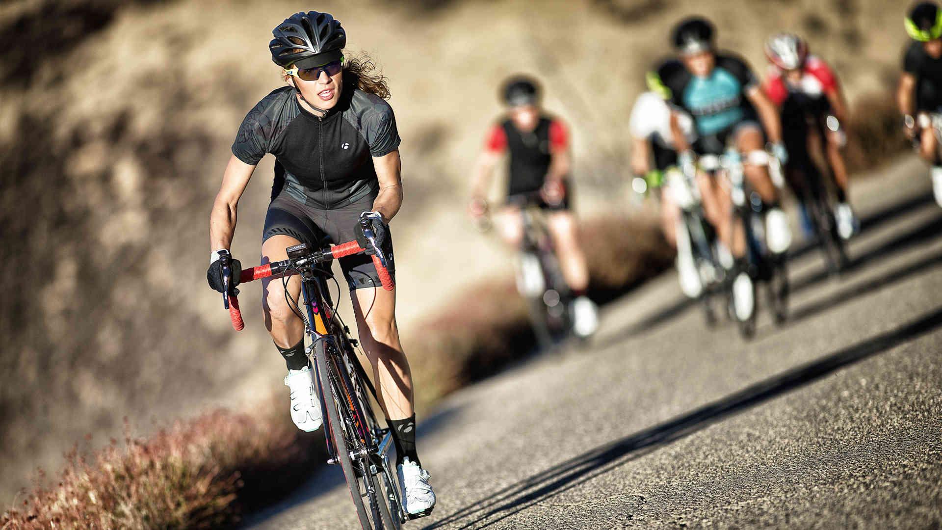 road bike women race
