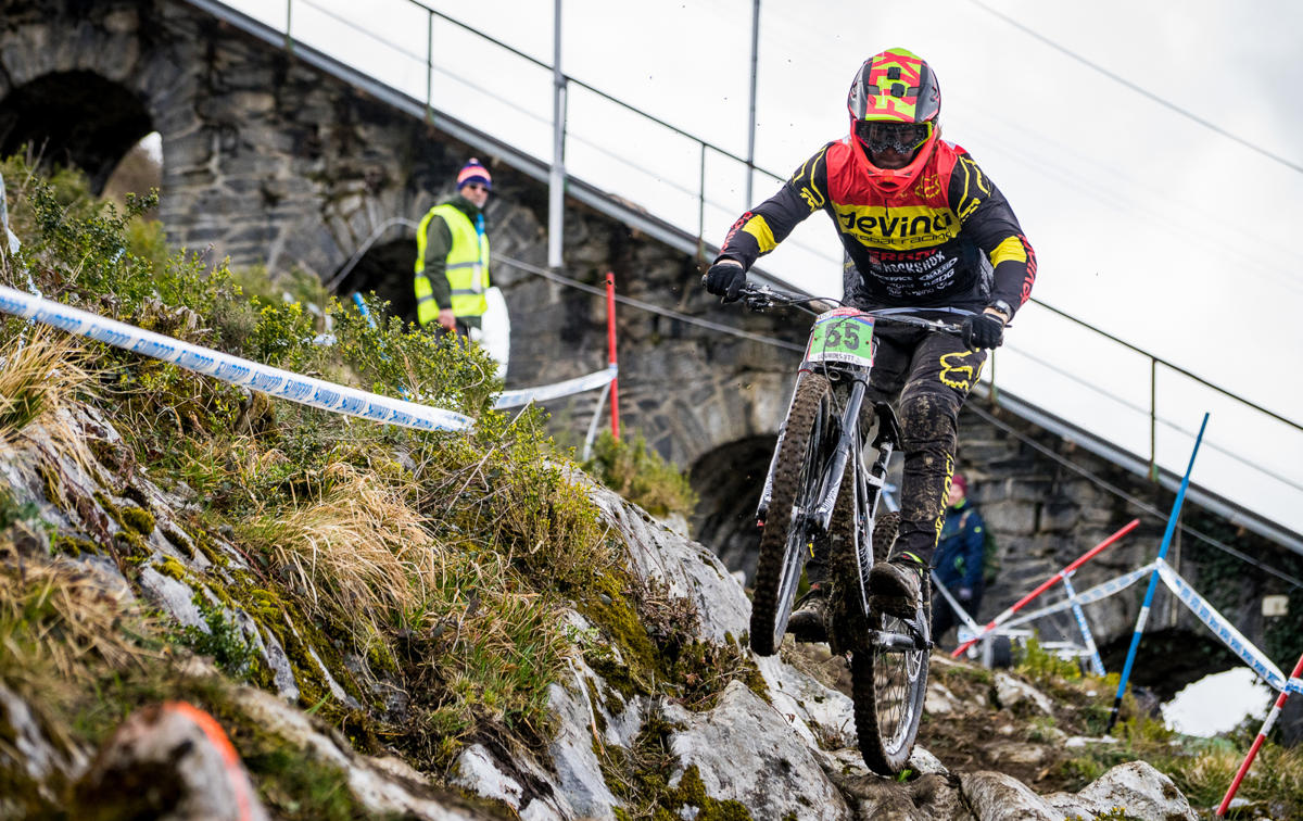 stevie smith lourdes rockgarden bunny hop