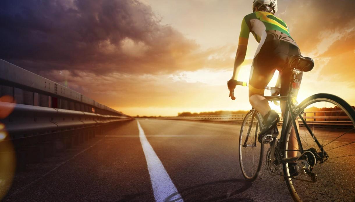 sunset road bike