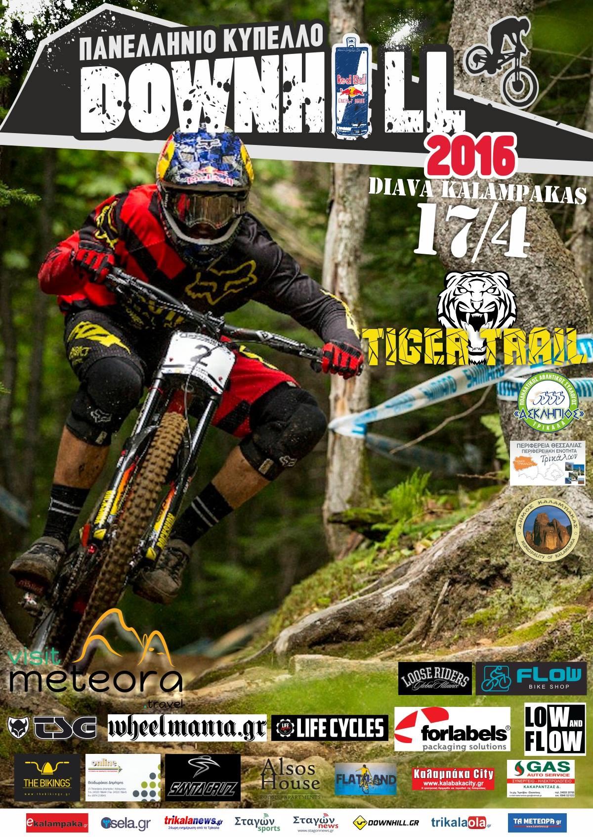tiger trail 2016 afisa