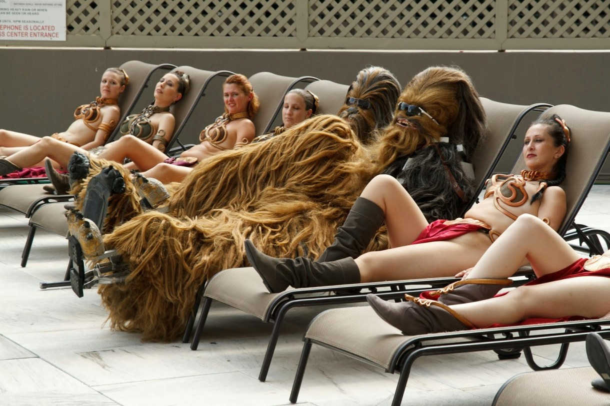 wookie vs girls