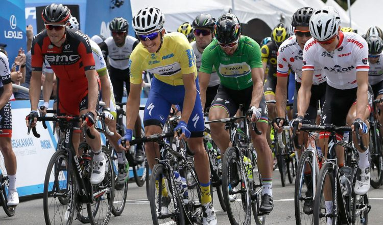 Julian-Alaphilippe road bike sprint tour of california