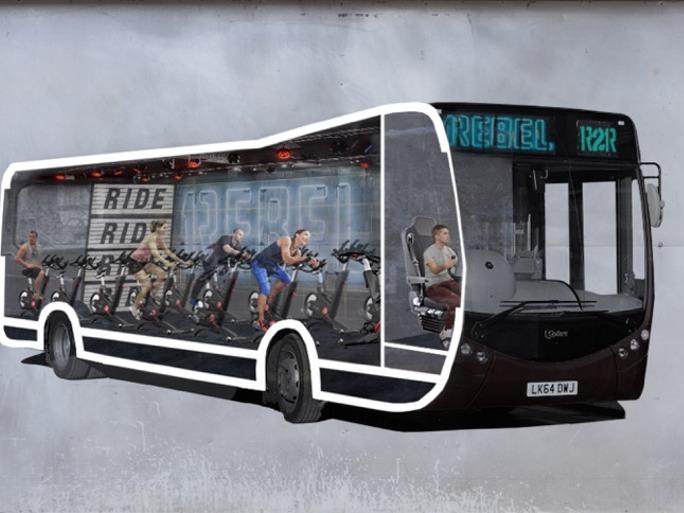 bike bus 1
