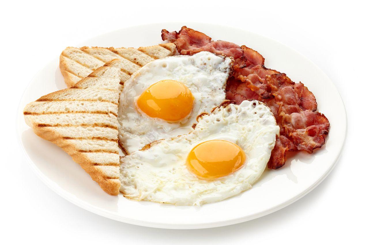"To ""δικό"" μου πρωινό για εκείνες τις δύσκολες, μεγάλες ημέρες...!"