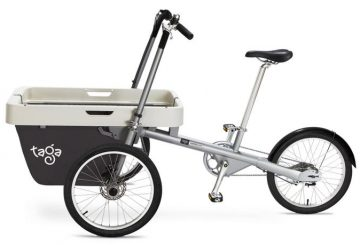 taga 2 tricycle family bike