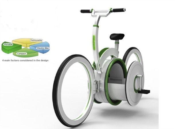 Carrier Bike