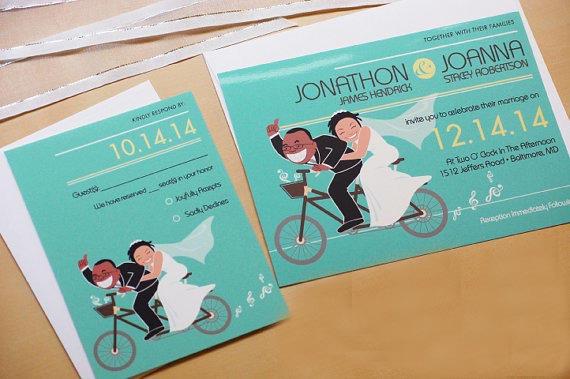 bike wedding (2)