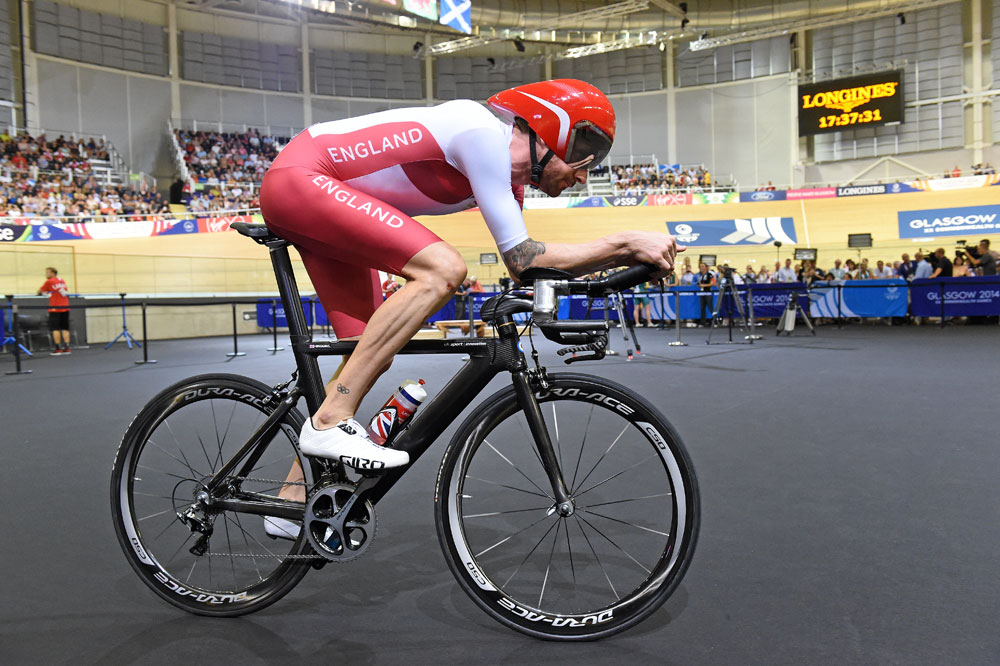 Commonwealth Games 2014, track day one, afternoon