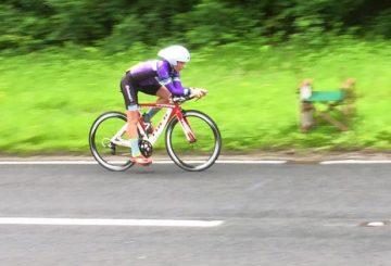 joshua-tarling 12 year old tt road bike