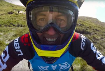 martyn ashton inspirational mtb downhill happy face