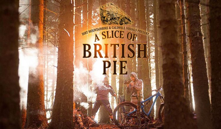 a slice of british pie