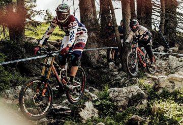 claudio caluori steve peat rockgarden Lenzerheide downhill chase