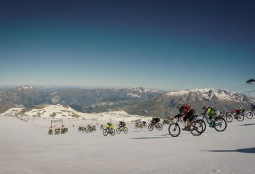 mountain of hell mass start glacier enduro mtb