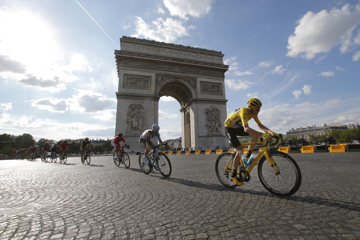 tour de france 2016 champs elysees