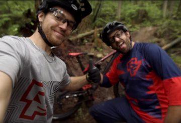wade simmons remy metailler mtb selfie