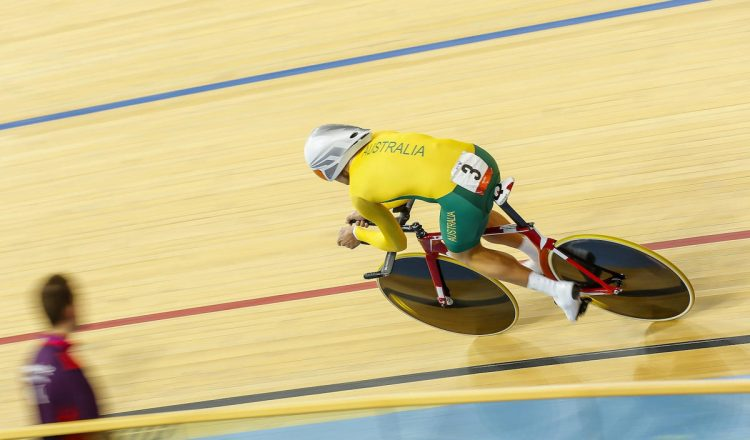 michael gallagher track cycling