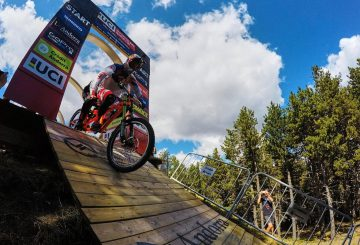 vallnord tandem downhill bike