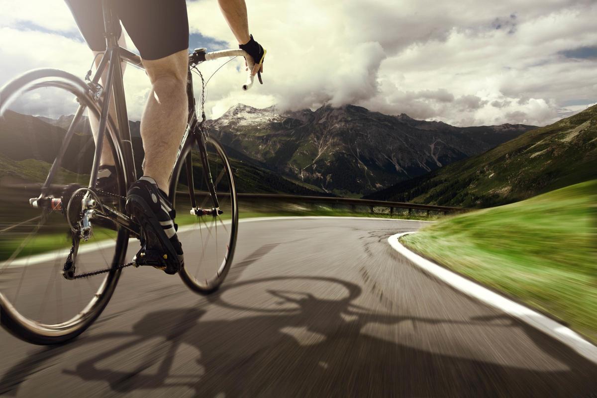 road-bike-clouds-scenery