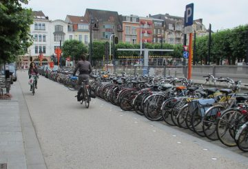 belgian-cycling-path-ghent