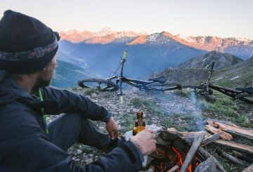 geoff gulevich gullyver beer fire camp summit mtb