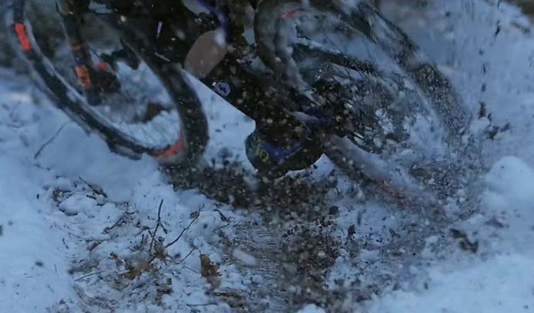 niko vink how to ride snow downhill turn drift