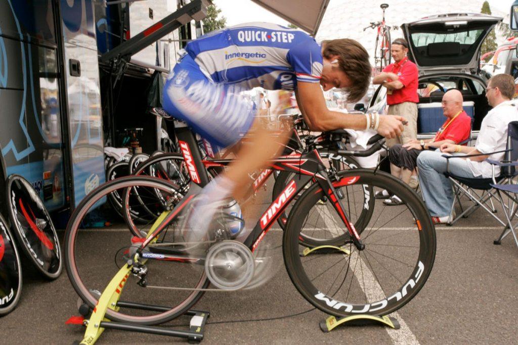 Spinner: pesepeda dengan rpm cadence tinggi
