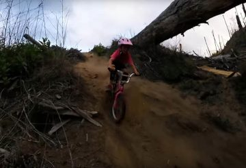 10 year old girl mtb