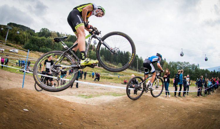 José Antonio Hermida mtb xc jump