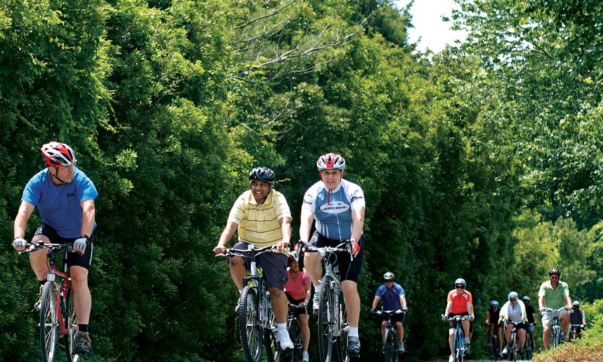 cycling with friends (1)