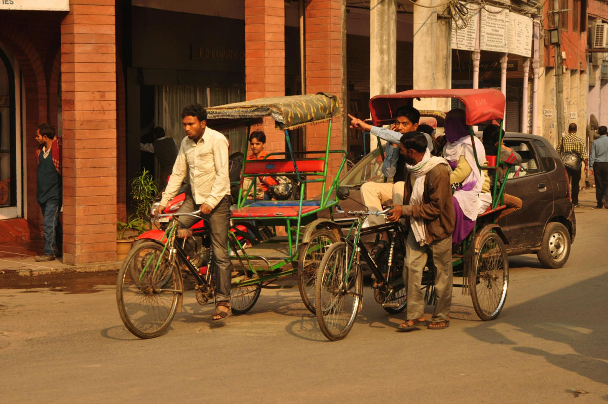 mumbay cyclists