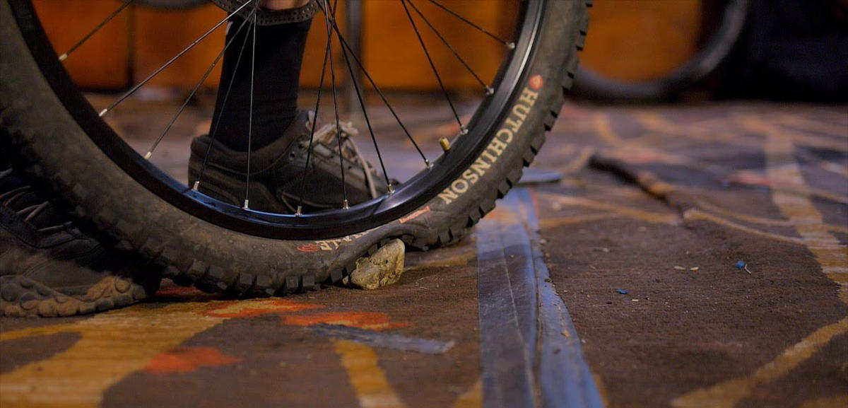 low mtb tire pressure