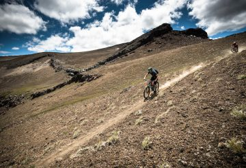 matt hunter patagonia mtb trail speed view