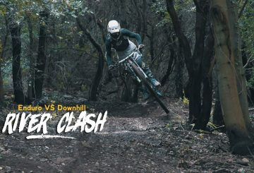 river clash enduro vs dh