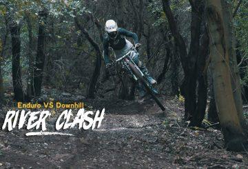 river clash enduro vs dh