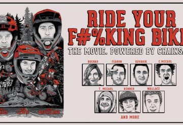 RIDE YOUR F#%KING BIKE