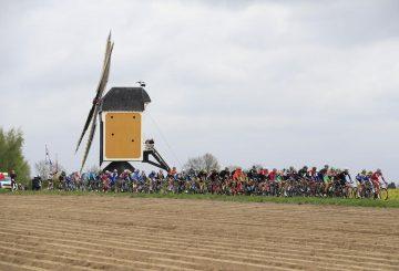 amstel gold race road bike windmill