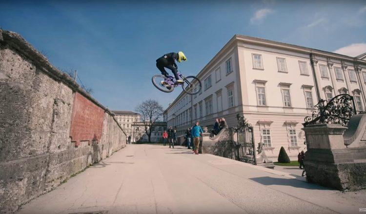 fabio wibmer urban jump