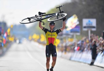 tour of flanders philippe gilber road bike winner