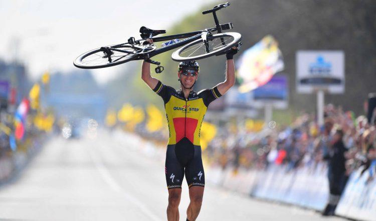 tour of flanders philippe gilber road bike winner