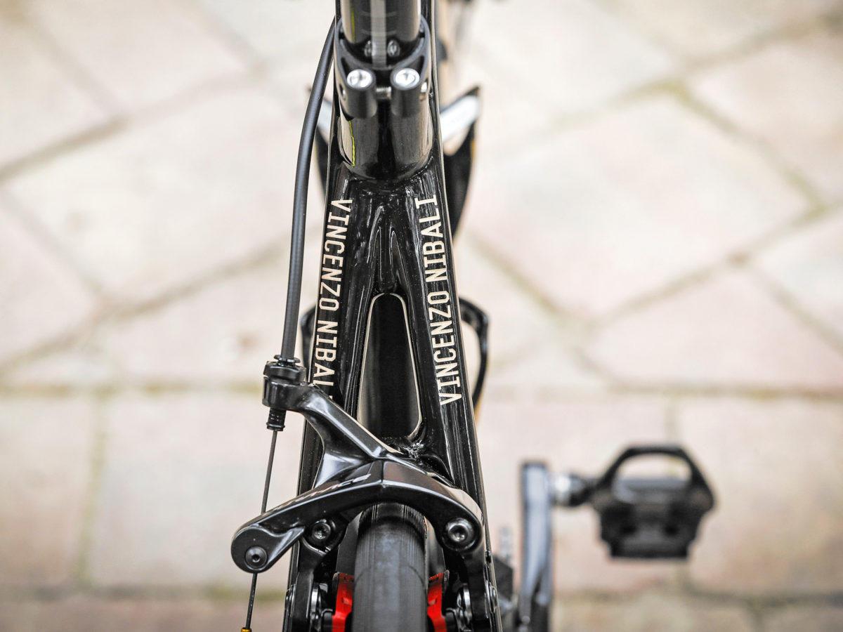 Nibali-100-year-Giro-dItalia_Merida-Scultura-special-edition_photo-by-Bettiniphoto_seatstays
