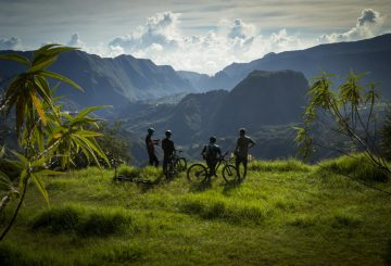 reunion island mtb view brake time