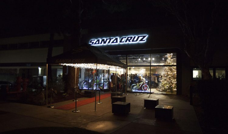 santa cruz bicycles headquarters