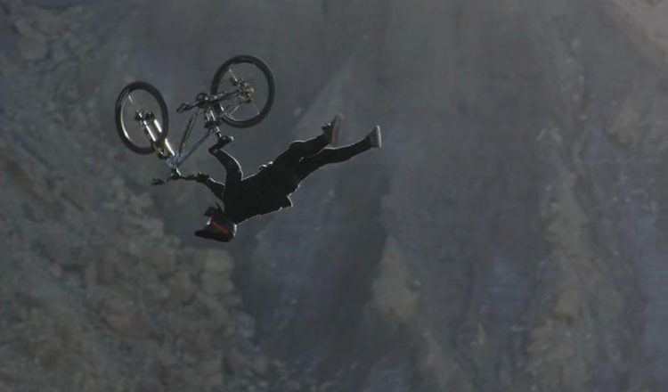 tom van Steenbergen superman backflip