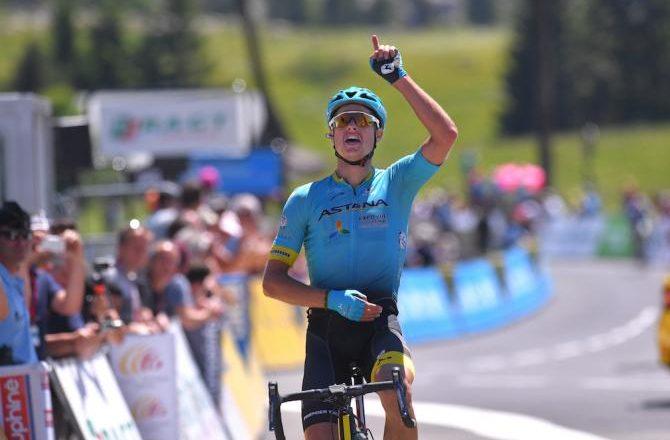 Critérium du Dauphiné 2017 winner