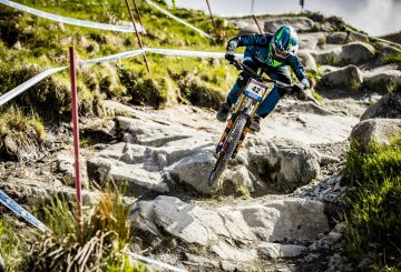 greg minaar fort william dh