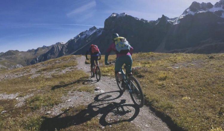 mtb trail singletrack alps