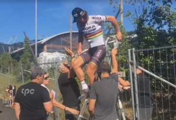 peter sagan fence