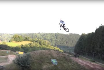 loosefest ratboy jump huge downhill